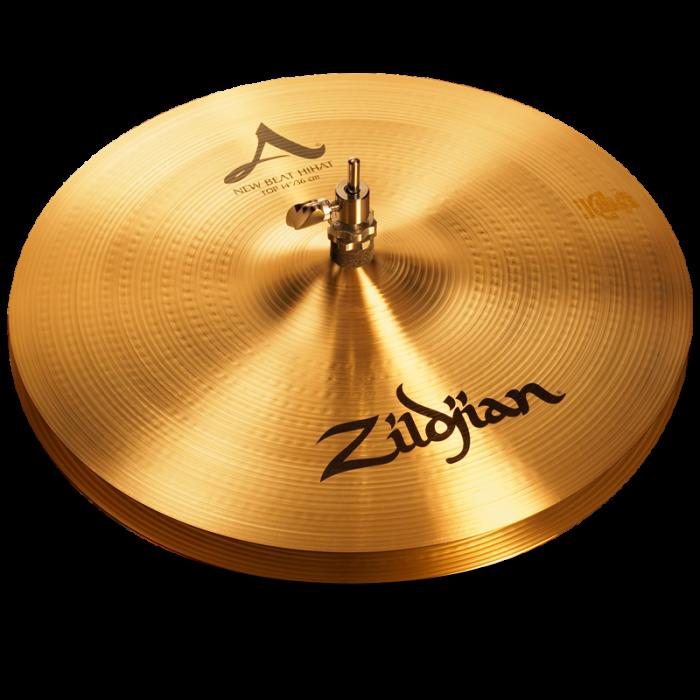 """14 A Zildjian New Beat HiHats 1 700x700 - Zildjian A 14"""" new beat Hi hats"""