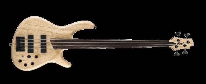 CORT B4FL PLUS ARTISAN BASS 700x286 - Cort B4fl Plus Artisan Bass - Open Pore Natural