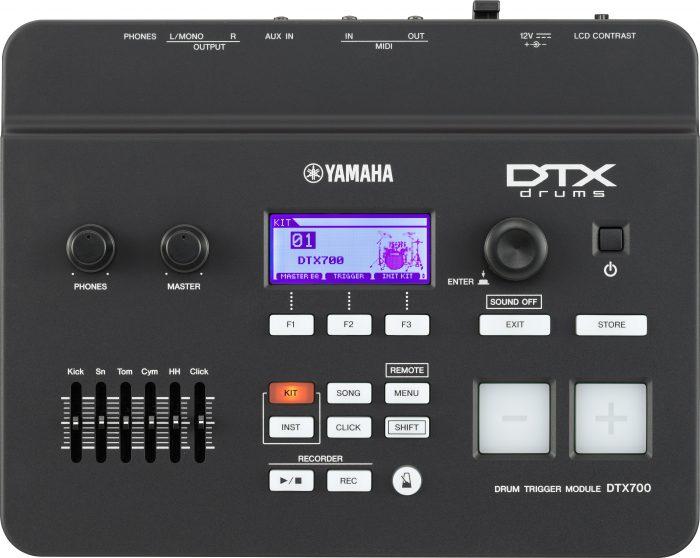 Yamaha 720k1 700x558 - Yamaha DTX 720K