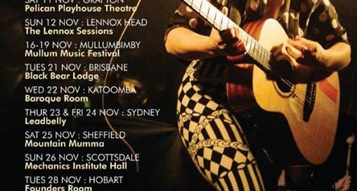19905030 1419254631495269 1967034142055498293 n 508x272 - Wallis Bird (Ireland) & Aine Tyrrell in Concert, Blue Mountains