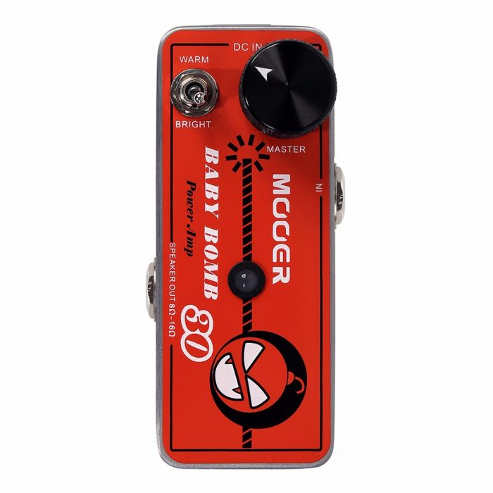 Baby Bomb Mooer 700x700 - Mooer Baby Bomb Micro Power Amp
