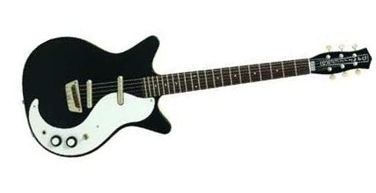 Danelectro 59 MJ - Danelectro '59 MJ black