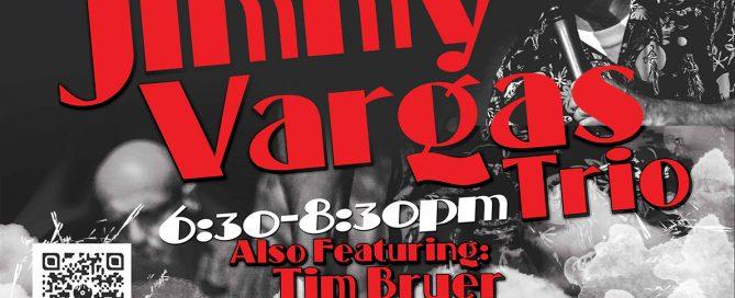 Jimmy Trio Web 1200 banner 669x272 - The Jimmy Vargas Trio: Friday Night Jazz