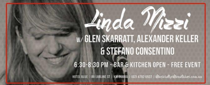 Linda Mizzi 2nd Sept 669x272 - Linda Mizzi w/ Glen Skarratt, Alexander Keller, Linday Tebbutt & Stefano Consentino