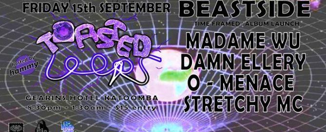 Toasted Loops Beastside Time Framed Album Launch 669x272 - Toasted Loops -Beastside Time Framed Album Launch