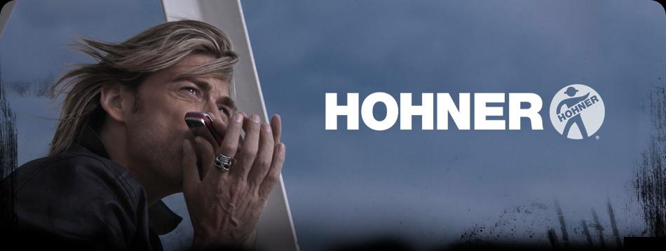 hohner brand banner - Hohner Discovery 48 Chromatic Harmonica