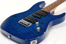 s l225 - Ibanez GRx70qa Gio Transparent Blue Burst