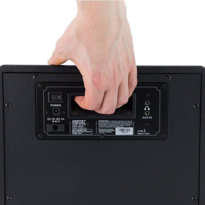 sku mooer hornet 15 watt modelling amplifier combo black muso city 5 1024x1024 700x700 - Mooer Hornet 15 Watt Modelling Amplifier Combo (Black)