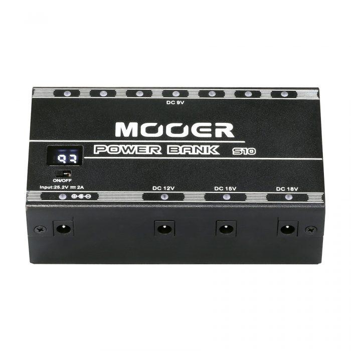 sku mooer power bank s10 rechargeable battery pedal power supply muso city 700x700 - Mooer Power Bank S10 Rechargeable Battery Pedal Power Supply