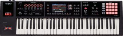 fa 06 top gal - Roland FA-06 Music Workstation