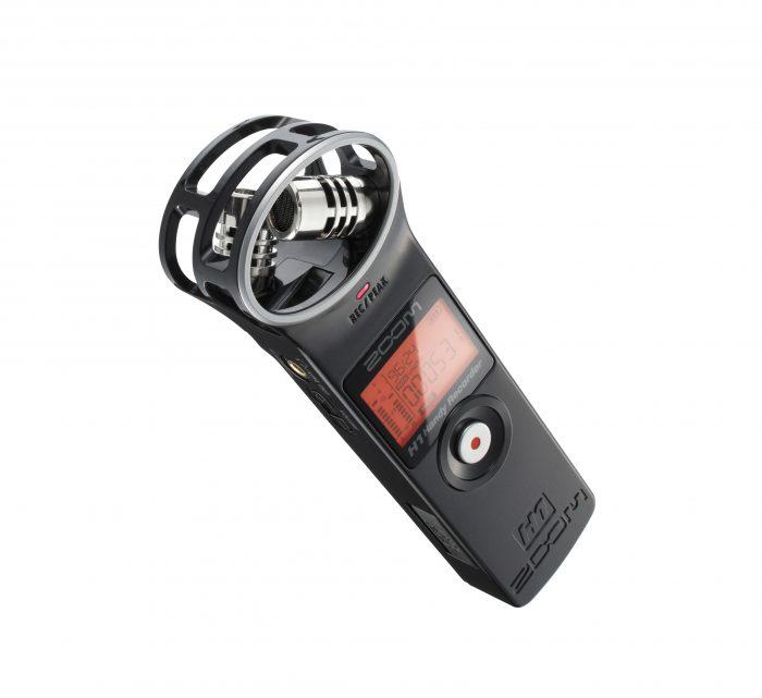 H1 ad01 0 700x641 - Zoom H1 Portable Field Recorder