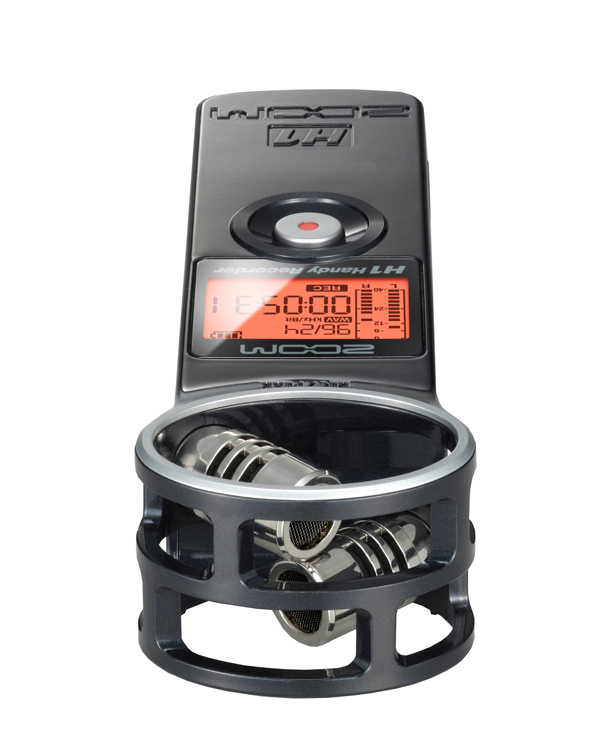 H1 mic - Zoom H1 Portable Field Recorder
