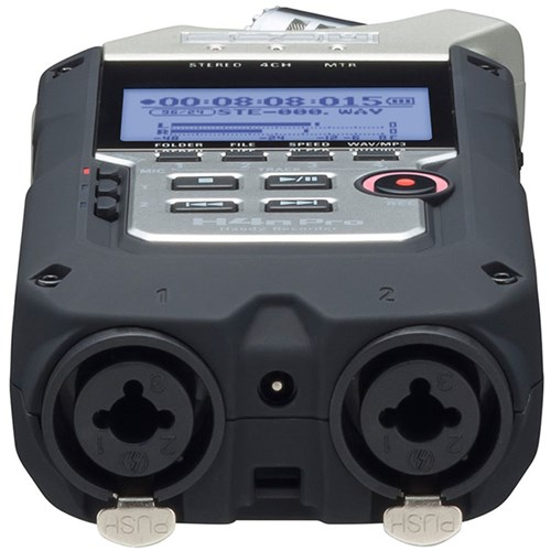 ZOO H4NPRO 2 - Zoom H4n Pro Handy Recorder