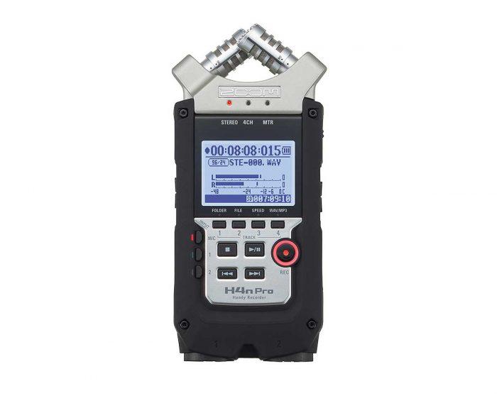 ZOO H4NPRO SMLL 1 700x558 - Zoom H4n Pro Handy Recorder