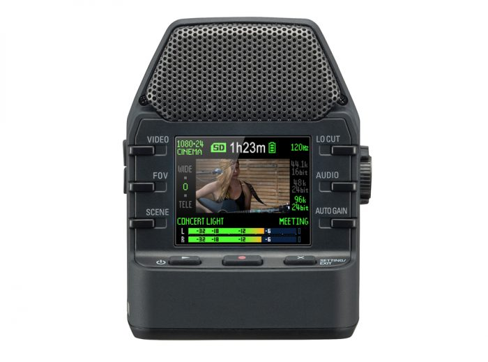 ZOQ2N 4 700x519 - Zoom Q2n Handy Video Recorder