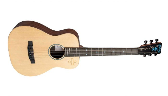 edshearin 1 700x401 - Ed Sheeran ÷ Signature Edition 2017 Little Martin Guitar - LX1E-ES3
