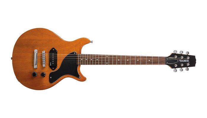 hamer special junior 700x401 - Hamer The Special Jr. Les Paul Junior Electric Guitar