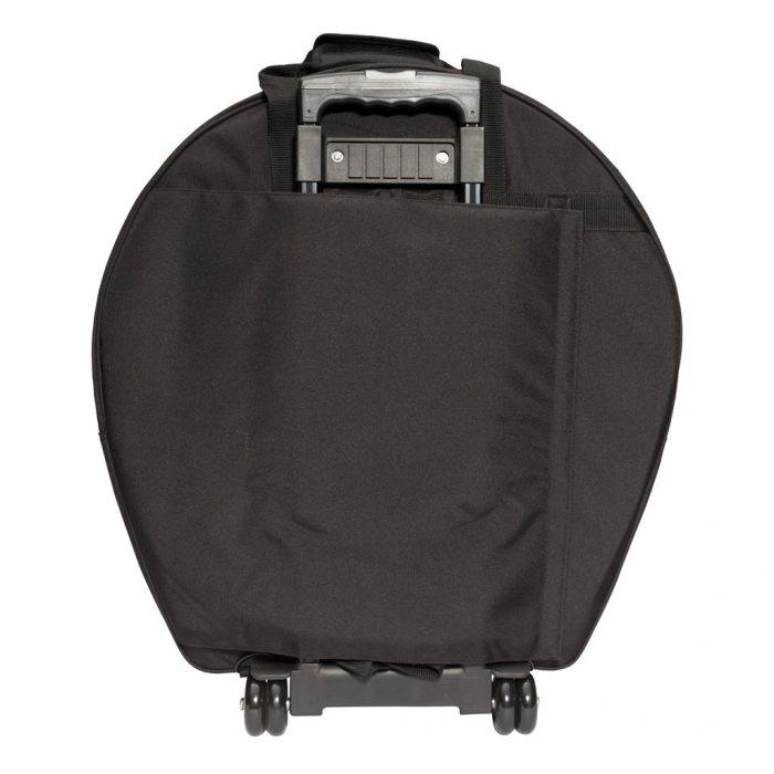 KZ CBAG5 BLK 2 1024x1024 700x700 - Kahzan Deluxe Cymbal Trolley Bag (Black)
