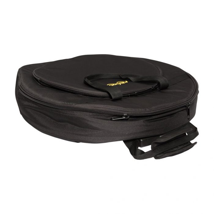 KZ CBAG5 BLK 4 1024x1024 700x700 - Kahzan Deluxe Cymbal Trolley Bag (Black)