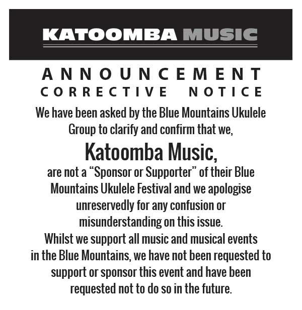 announcement corrective notice - Please Read ...