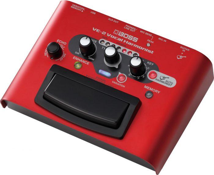 s575015318880267621 p855 i2 w1282 700x573 - Boss VE2 Vocal Harmonist Effects Processor