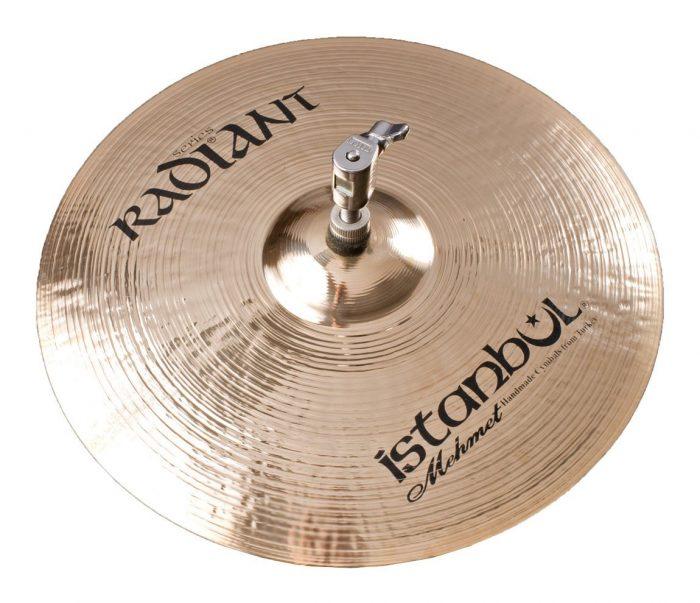 """Radiant Hats ff4cd52f dd81 48dc 8c5c 607c9d027ef2 700x603 - Istanbul Mehmet Radiant 14"""" Rock Hi Hats"""