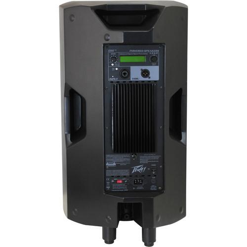 PVDM112 3 - Peavey DM112 Dark Matter Series 660W 12in Active Speaker