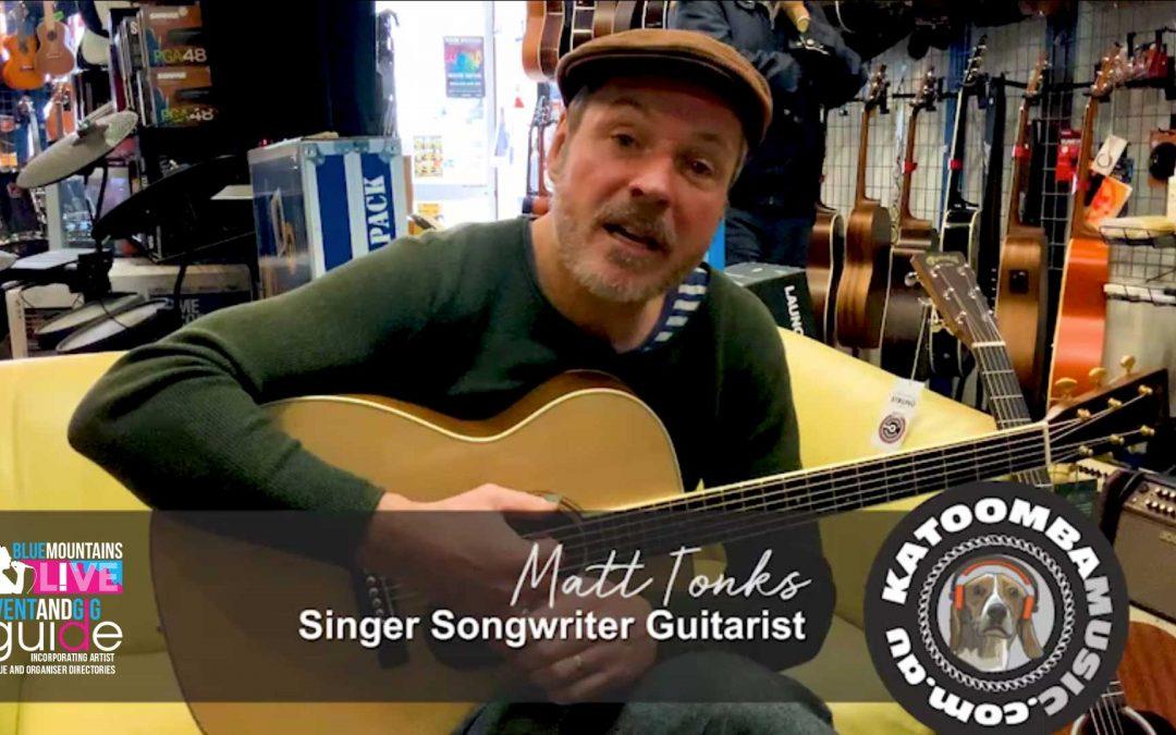 Matt Tonks reviews our Martin Guitars.