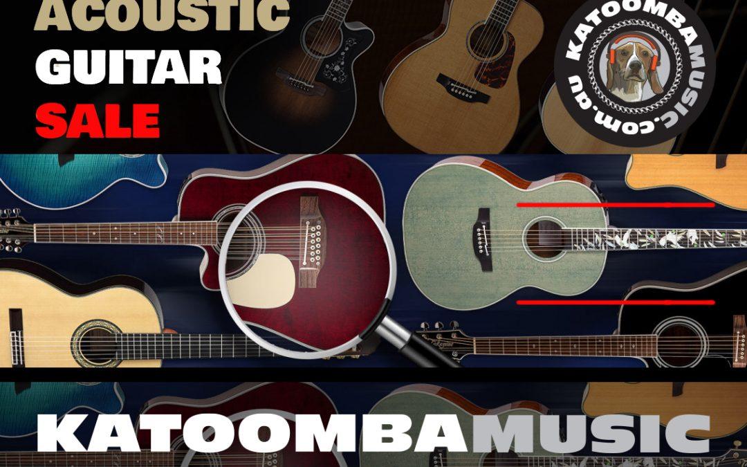 Katoomba Music | Acoustic Guitar Sale