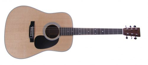 martind28 1 500x220 - Martin D-28 Standard Series Dreadnought Acoustic Guitar