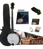 Fender FB-300 Banjo Pack