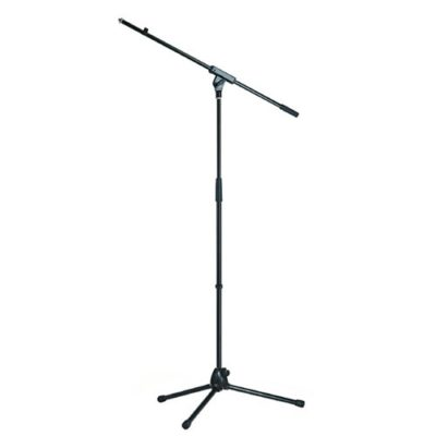 KM 21070 - Konig Meyer 21070 Mic Stand w/ Boom (Black) (Copy)