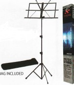 Folding Music Stand with Bag – MS105