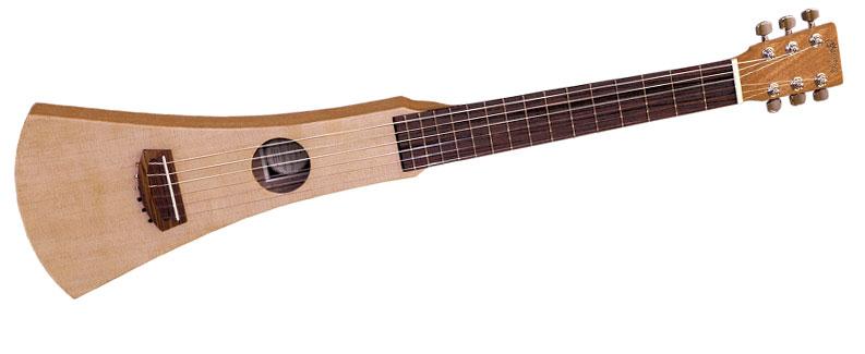 Steel String Backpacker Guitar x - Martin Backpacker Steel String