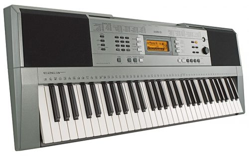sintezator yamaha psr e353 bok 500x313 - Yamaha PSR-E353