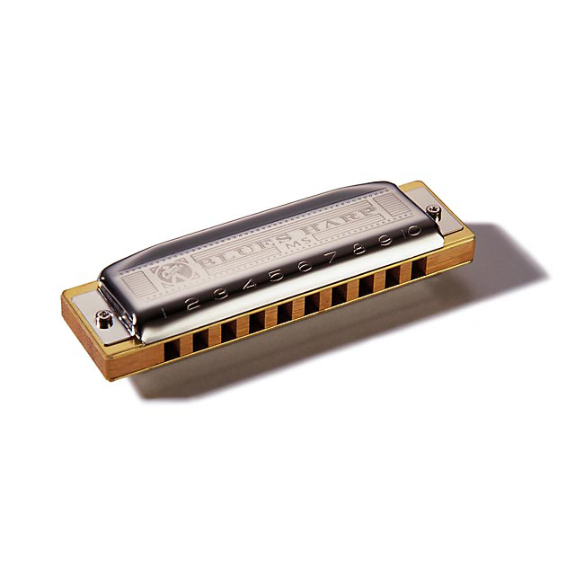 blues harp - Hohner Blues Harp