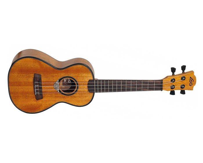 lag ukulele u77c concert 1.jpg 700x560 - LAG U77C Concert Uke