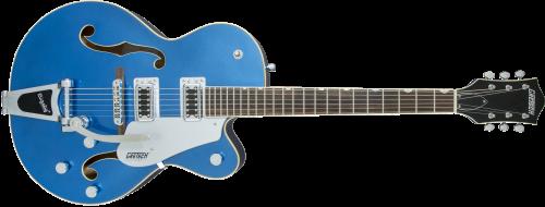 2506011570 gtr frt 001 rr 500x190 - Gretsch G5420t Electromatic Hollowbody Electric Guitar - Fairlane Blue