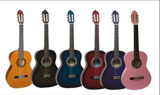 valencia TC2 - Valencia 1/2 size Classical Nylon Guitar