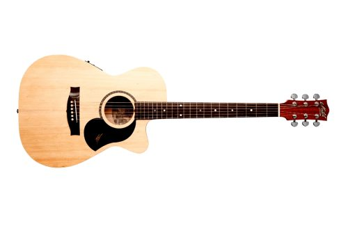 maton 1 500x361 - Maton Bunya Performer Acoustic Electric Guitar with Deluxe Hard Case