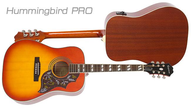 N 100112C2 - Epiphone Hummingbird Pro