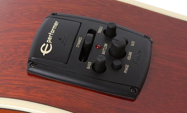 N 100112C5 - Epiphone Hummingbird Pro