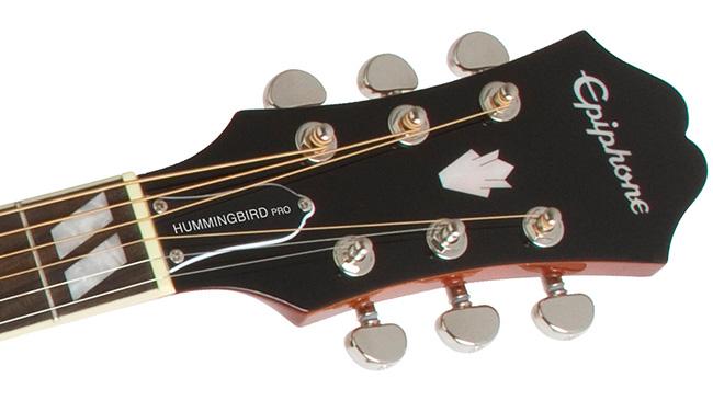 N 100112C6 - Epiphone Hummingbird Pro