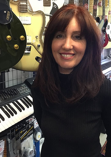 michelle - About Katoomba Music