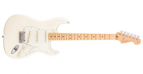 FENDER AMERICAN PROFESSIONAL STRATOCASTER MAPLE OLYMPIC WHITE 500x259 - American Professional Stratocaster Olympic White