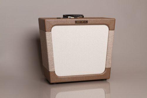 Organ Grinder Front 500x333 - 3 Monkeys Amp – Organ Grinder