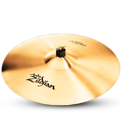 "16 A Zildjian Medium Thin Crash 1 500x500 - Zildjian  A 16"" medium thin crash"