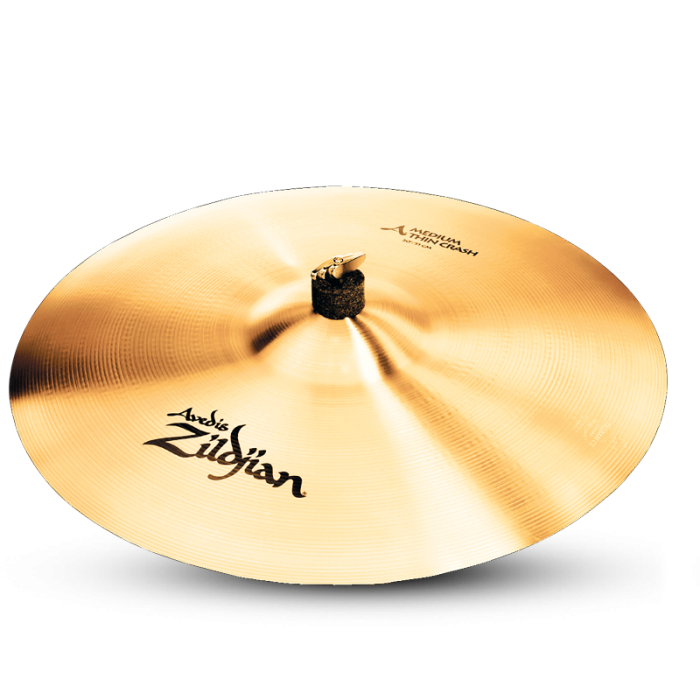 "16 A Zildjian Medium Thin Crash 1 700x700 - Zildjian  A 16"" medium thin crash"