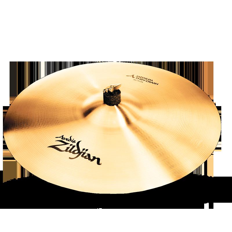 16 A Zildjian Medium Thin Crash 1 - Zildjian Planet Z Cymbal Pack Z4