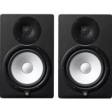 Yamaha HS8 studio monitors - Yamaha HS8 studio monitors (Pair)